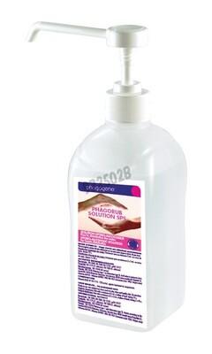 Phagorub solution SPS 500ml