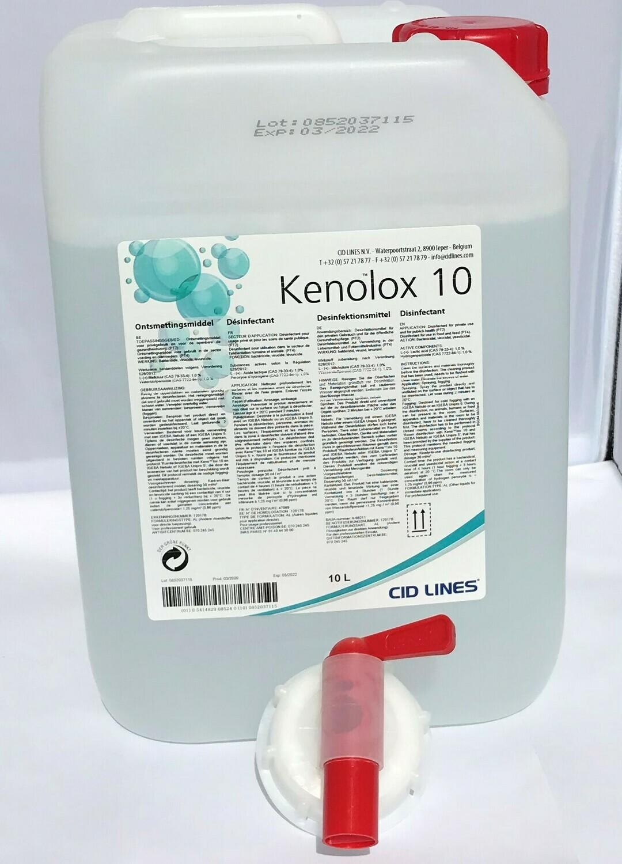 Kenolox 10         Ontsmettingsmiddel  Covid 19 erkend product