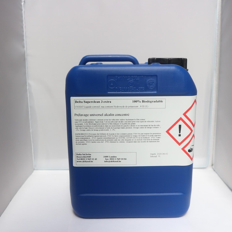 Hand desinfectie Hygienic II >70% IPA        5L.