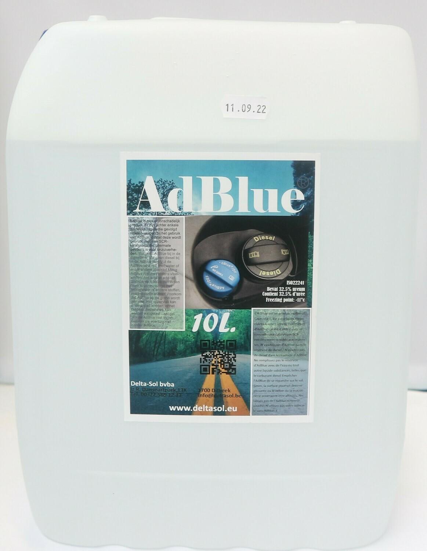 Adblue 10L. met schenktuit