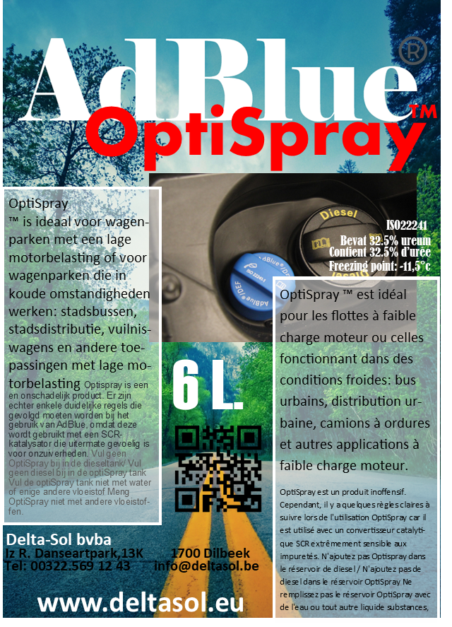 OptiSpray ™ 6L.