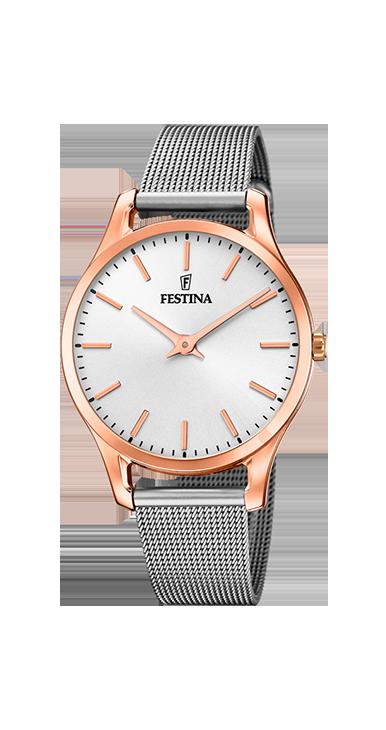 FESTINA SRA.ACE.ESF.PLATA F20507/1