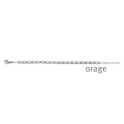 Orage:  AR120 Armband 925 rh (V/28)