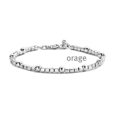 Orage:  AR008 Armband 925 rh (V/28)