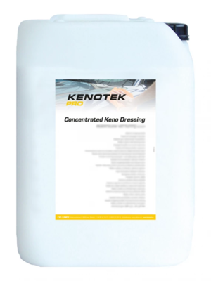 Concentrated keno dressing 5L.