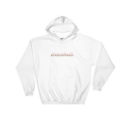 dreamfreak unisex hooded sweatshirt