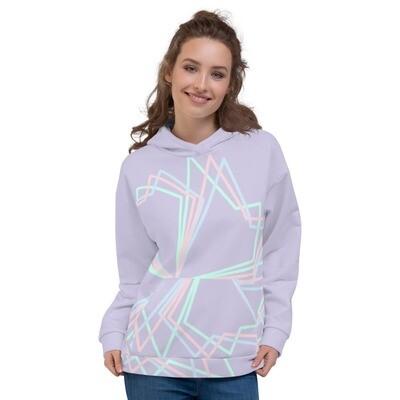 unisex hoodie, woke artwork