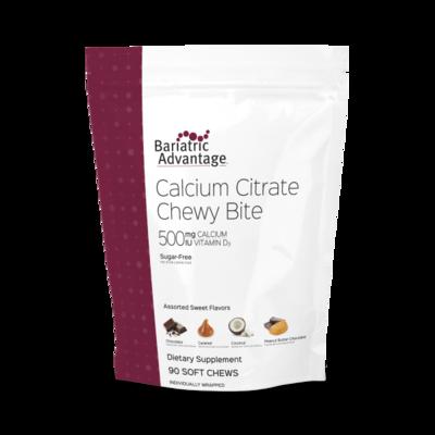 Bariatric Advantage Sweet Flavors Assorted Calcium Citrate 90 ct