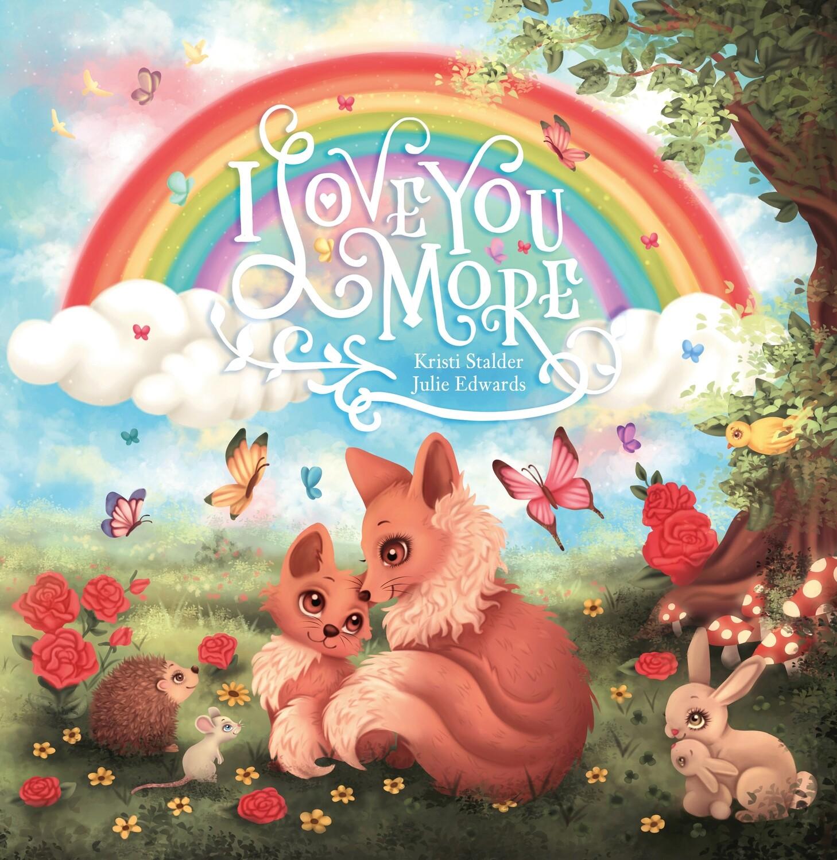 I Love You More - PAPERBACK