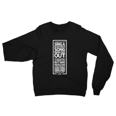 BLACK GIRL SONG Sweatshirt