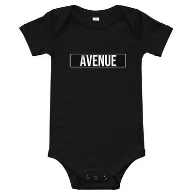 AVENUE BABY onesie