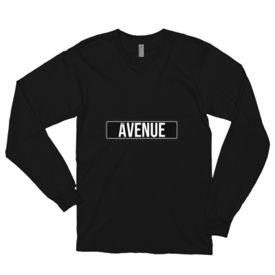 THE AVENUE Long Sleeve Tee