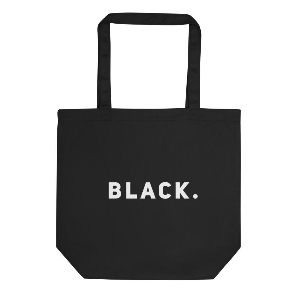 BLACK period. Eco Tote Bag
