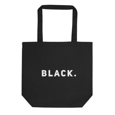 BLACK period. Eco Tote Bag