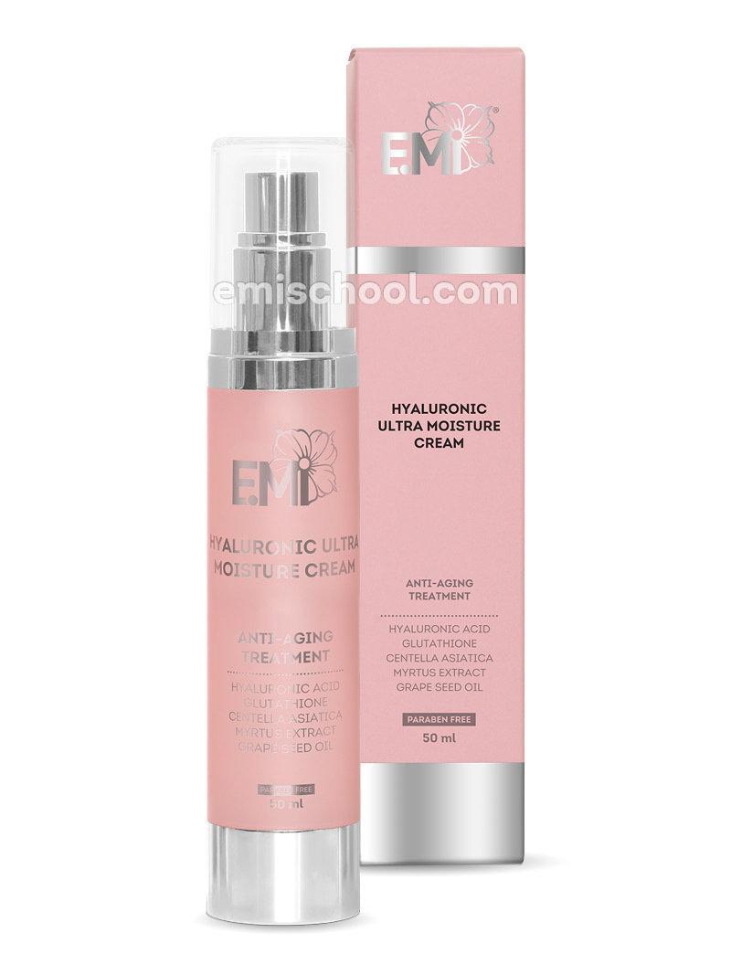 Hyaluronic Ultra Moisture Cream, 50 ml.