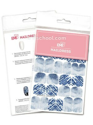 Naildress Slider Design #29 Jeans
