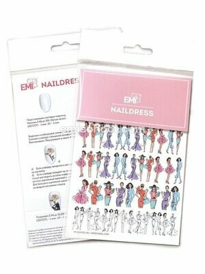 Naildress Slider Design #5 Fashion