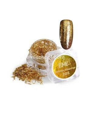 Pigment Golden Flakes #205
