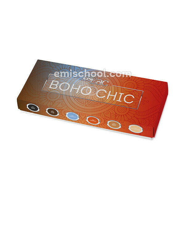 E.MiLac Set Boho Chic, 6 ml