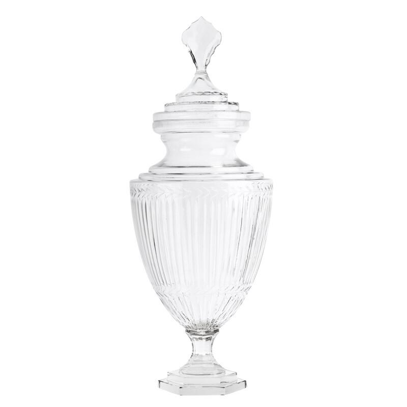 "Ваза ""Eichholtz"" Harcourt Glass L"