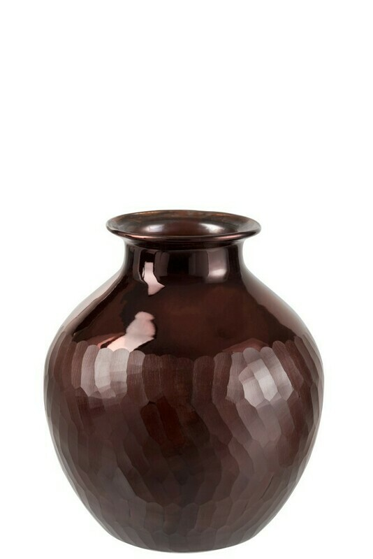 Ваза Cognac Glass Brown M