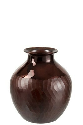 "Ваза Cognac Glass Brown M ""Jolipa"""