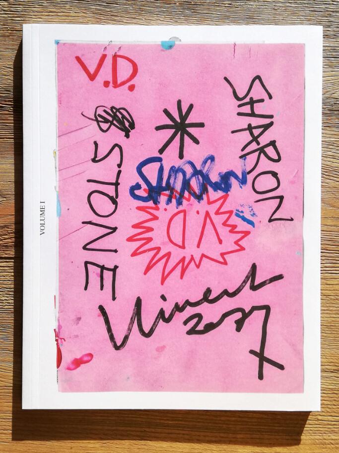 SHARON STONE (V.D.) - NEW!