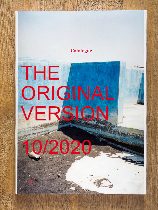 CATALOGUE (V.D.) - THE ORIGINAL VERSION!- ONLY 10 COPIES AVAILABLE