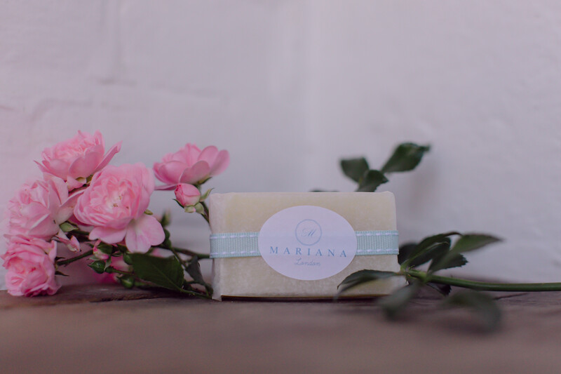 Lavender and May Chang Guest Soap (approx 60g)