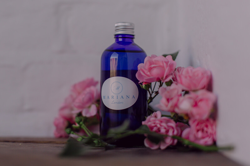 Lavender and May Chang Bath Oil (100ml)