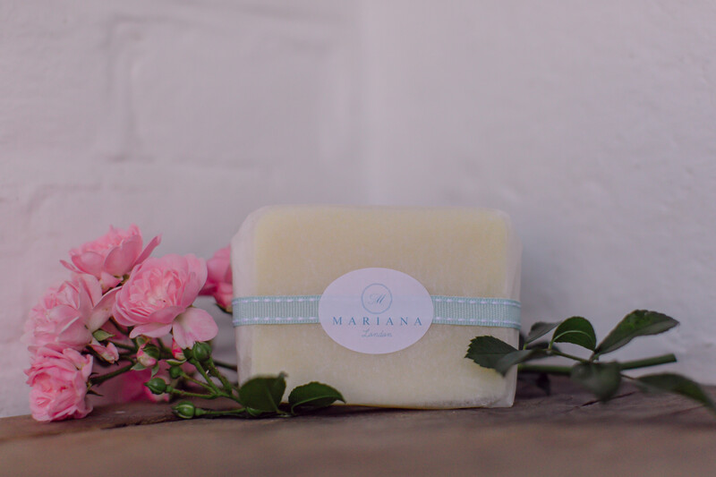 Lavender and May Chang Soap (approx 110g)