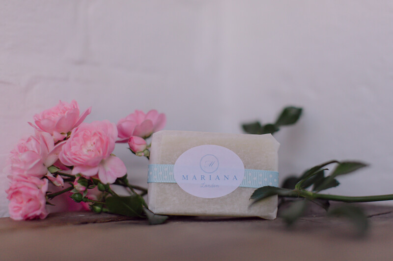 Sweet Orange and Patchouli Guest Soap (approx 60g)