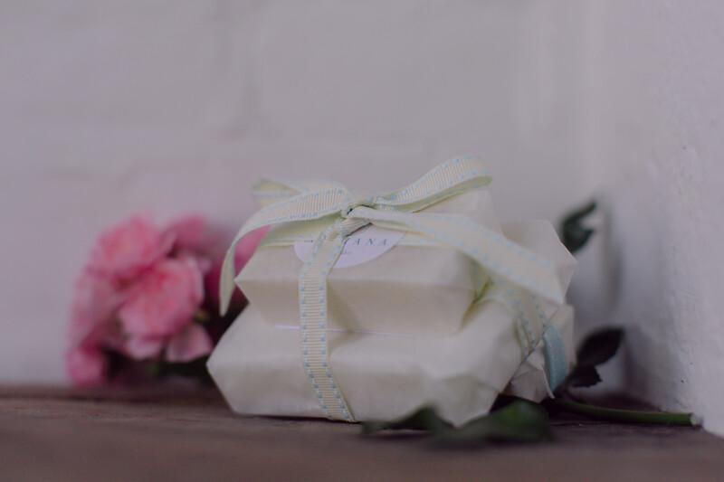 Rose Geranium and Bergamot Soap Bundle