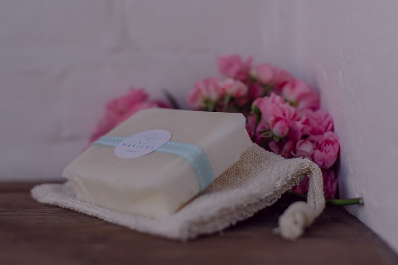 Lavender and May Chang Shower Soap