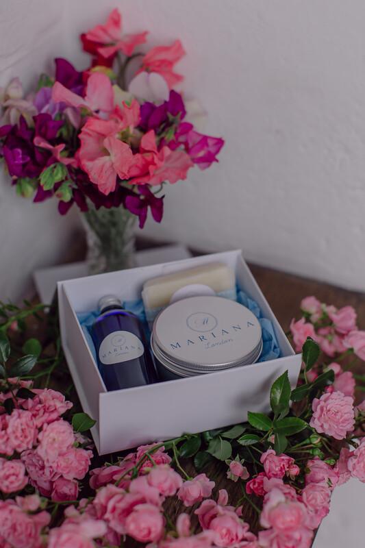 Lavender and May Chang Ultimate Gift Box