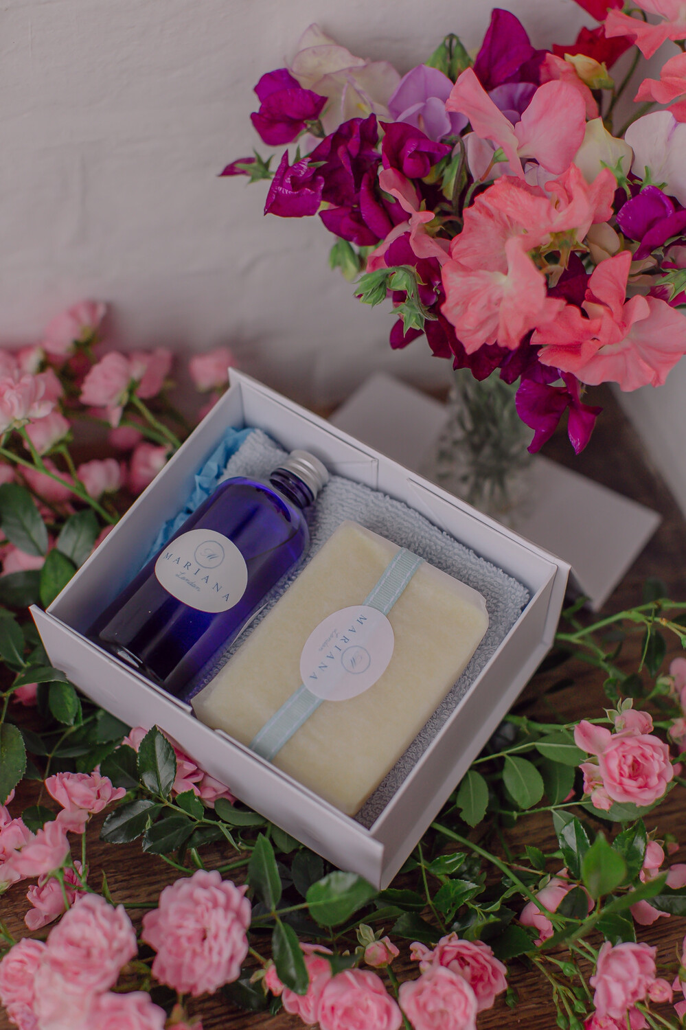 Rosemary and Melissa Deluxe Gift Box  *New fragrance for 2021*