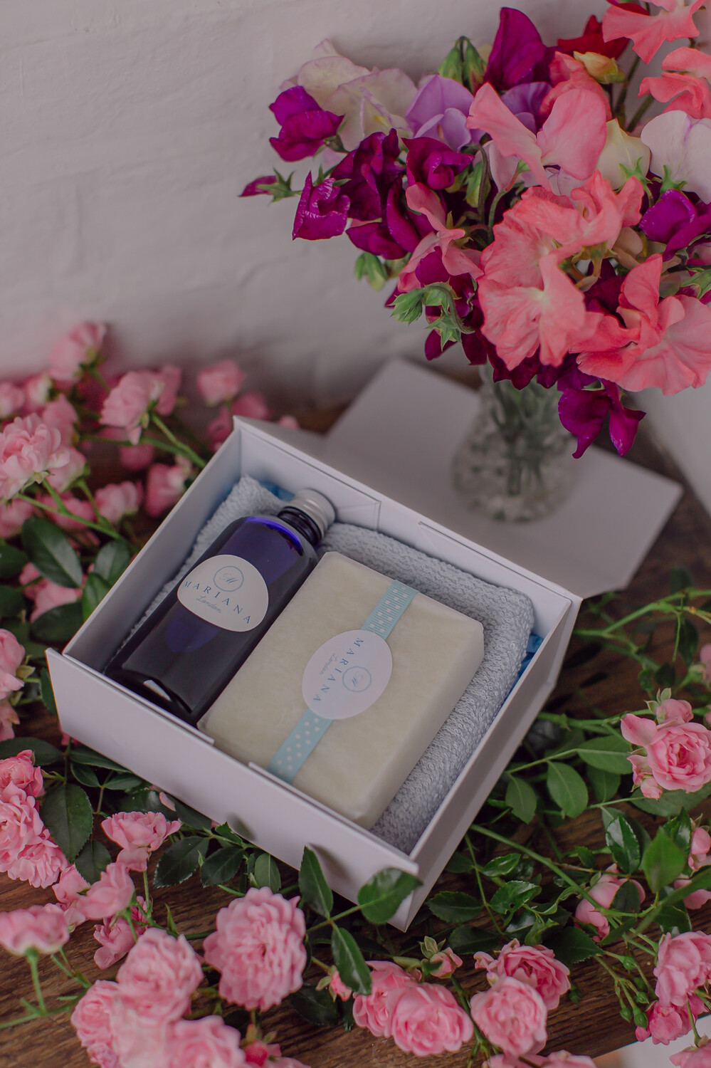Sweet Orange and Patchouli Deluxe Gift Box