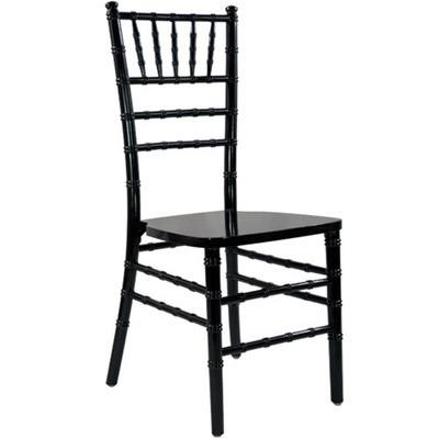 Ebony Chiavari Specialty Chair