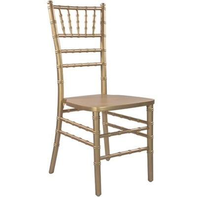 Gold Chiavari Specialty Chairs