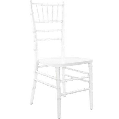 Clear Resin Chiavari Specialty Chair