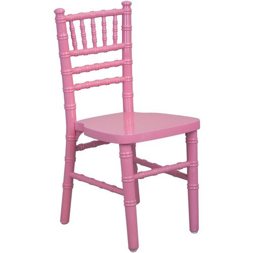 Kiddie Pink Chiavari Chairs