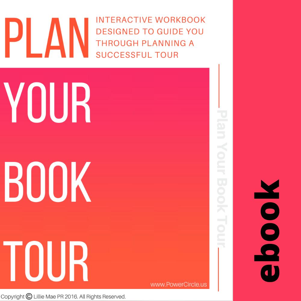 Plan Your Book Tour Ebook