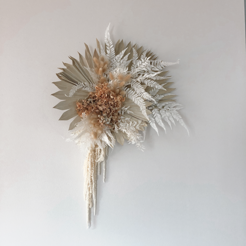 PRESERVED WALL HANGING - SMALL