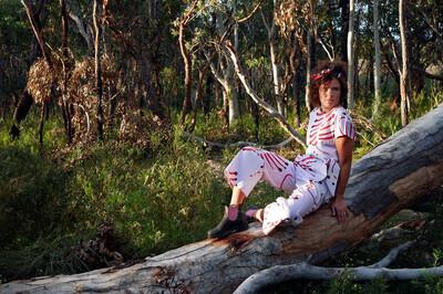 Botanicals Jessie Jumpsuit