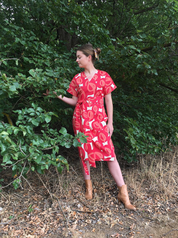Rosemary Wrap Dress