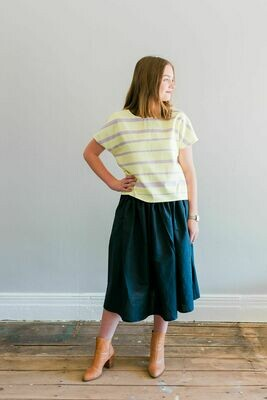Staples Linen Skirt