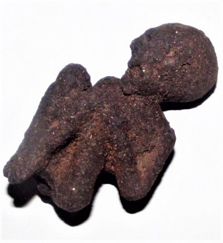 Look Krok Noi Maha Lap 7 Cm x 4 Cm Embyonic Bucha Statue 2555 BE Kumarn Tong Look Krok Bone Powders Astral Phantom Takrut  Ruesi Waet