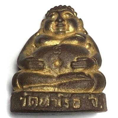 Pra Sangkajjai Loi Ongk  Statuette first edition 2535 BE Nuea Tong Pasom Luang Por Ruay Wat Ta Ruea