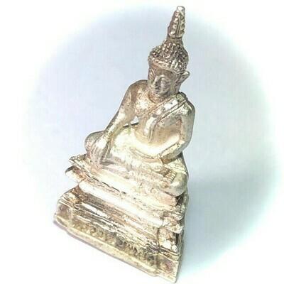 Pra Luang Por Pra Sai Wat Po Chai Loi Ongk Nuea Loha Chup Ngern Pon Sai 2544 BE Buddha Bathing Ceremony Edition