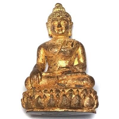 Pra Chayawat Bpatumo - Nuea Chanuan Rakang Gao (Piw Fai) - Run Dtraimas 53 - Por Tan Bun Hai - Wat Ta Muang